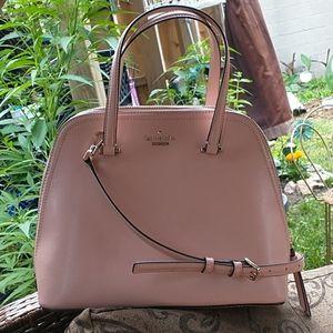 Kate Spade ♠️  Pink Dome Crossbody Handbag